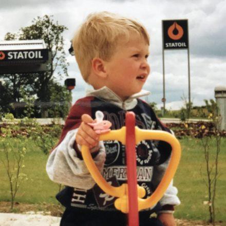 Rasmus som barn