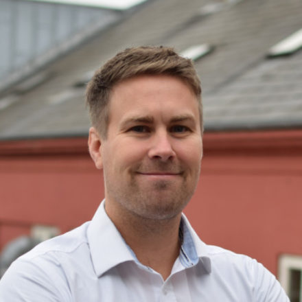 Jesper Nørskov Jensen fra Dild & Mand